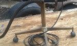 Direct drive flexible shaft rotary tool