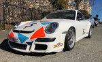 2009 Porsche GT3 Cup Car