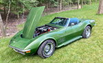 1972 Corvette Convertible Stingray