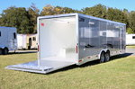 2019 SHADOW 28 FOOT ENCLOSED RACE CAR HAULER