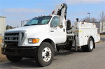 2006 Ford F-750 Super Duty XL CAT Diesel Work Truck