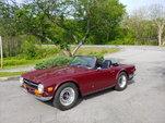 1969 Triumph TR6  for sale $15,800
