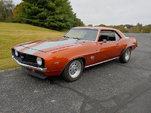 1969 Chevrolet Camaro  for sale $37,500