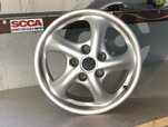 "Porsche BBS 17"" set of wheels  for sale $480"
