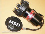 MSD 44 Generator Pro Cap Band Clamp Mount Black for Sale $2,726
