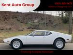 1971 DeTomaso Pantera  for sale $134,900