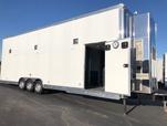 2014 34' T&E W/Dragster Lift, Generator, A/C & Heat,