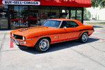 1969 Chevrolet Camaro  for sale $74,900