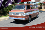 1963 Chevrolet Corvair  for sale $13,900