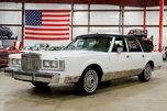 1987 Lincoln Town Car  for sale $9,900