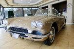 1962 Chevrolet Corvette  for sale $144,000