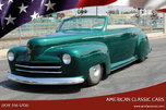 1947 Ford Custom Convertible  for sale $79,900