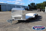 2020 Aluma 8218 Tilt Anniversary Car Trailer for Sale $8,499