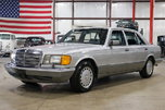 1986 Mercedes-Benz 420SEL  for sale $14,900