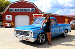 1972 Chevrolet C10  for sale $38,995