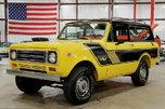 1979 International Scout II  for sale $27,900