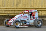 Chalk Non Wing Sprint Car  for sale $4,500