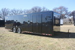 New 2018 30' BP Cont. Cargo Auto Master Car Trailer  for sale $20,085