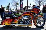 FBI Fatbaggers Inc Custom Show winning Bagger