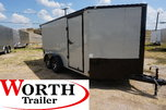 7 x 14 V-Low Motorcycle Trailer ST# 39060 for Sale $8,150
