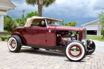 1932 Ford Deuce Roadster Highboy [Glass Body]  for sale $32,500