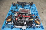 JDM Subaru WRX STi 06 07 V9 EJ207 Turbo Engine DCCD Transmis  for sale $4,500