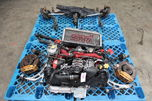 Jdm Subaru Wrx Sti 06 07 V9 EJ207 Engine Turbo dccd transmis  for sale $4,500