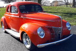 Quality 1940 Ford Deluxe Coupe Up For Trade
