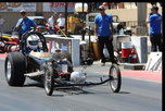 Flathead front engine dragster