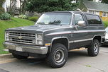 1973 Chevrolet Blazer  for sale $2,000,000