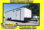 2020 8.5x30 Forest River, Race Trailer, loaded with options,