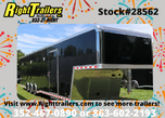 2020 8.5'x44' Bravo Gooseneck Race Trailer  for sale $42,999