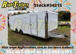 2021 8.5x24 Bravo Race Trailer  for sale $24,999