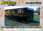 2020 8.5'x32' Cargo Mate Trailer  for sale $24,999