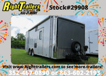 2018 8.5' x 22' Continental Cargo Trailer  for sale $20,499