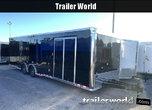 2020 Continental Cargo 30' Race Trailer Spread Axles  for sale $17,850