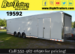 2021 8.5 x 34 Continental Cargo Trailer for Sale