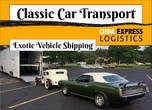 Enclosed Auto Shipping/ Nationwide Service