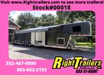 2021 8x46' Vintage Race Trailer  for sale $54,999