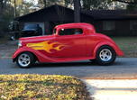 1935 Chevy 3 Window Coupe