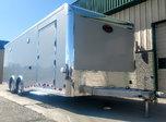 2020 Sundowner 24' Race Series Enclosed Car Hauler Trailer L