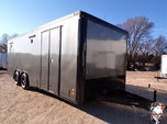 2020 Covered Wagon Trailer 8.5 x 24 TA Gold Series Enclosed   for sale $16,499