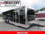2021 Cargo Mate 32ft Eliminator Series Car / Racing Trailer  for sale $24,999