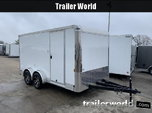 2020 Continental Cargo MC 7' x 14' Enclosed Motorcycle Trail  for sale $7,998