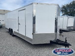 2022 Continental Cargo 8.5X24 10K  LOADED Car Trailer  for sale $18,550