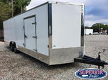 2021 Continental Cargo 8.5X24 10K  LOADED Car Trailer  for sale $12,525