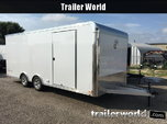 2020 inTech  20' Lite Aluminum Enclosed Car / Race Trailer  for sale $15,850