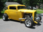32 Ford Wescott body 3W coupe