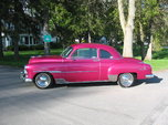 1951 Chevy Deluxe Sport Coupe  for sale $28,500