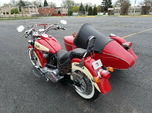 2001 Indian SPIRIT with side car  for sale $8,700